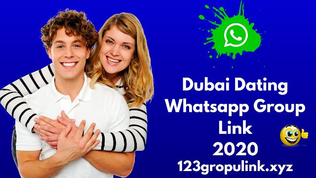 Join 600+ dubai dating whatsapp group link
