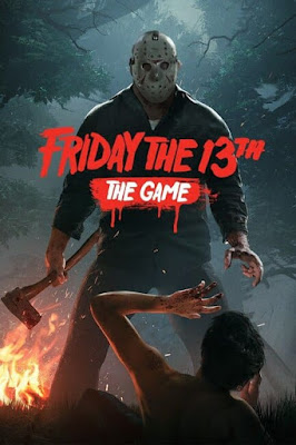 Capa do Friday the 13th: The Game