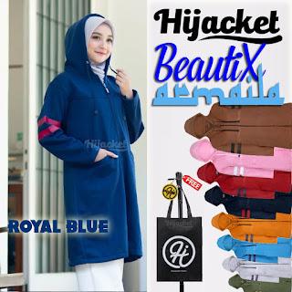 Hijacket Beautix Royal Blue