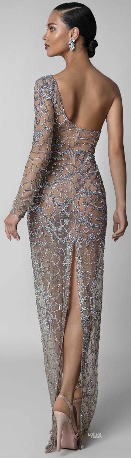Brilliant Luxury♦Berta Evening Couture