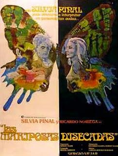 Сушёные бабочки / Las mariposas disecadas. 1978.