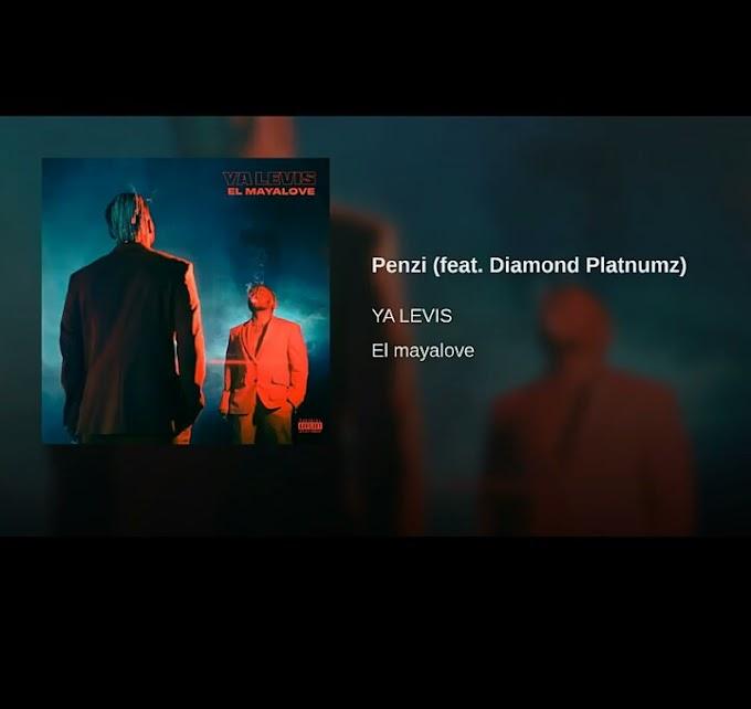 AUDIO | Ya Levis Ft Diamond Platnumz - Penzi | Download New song
