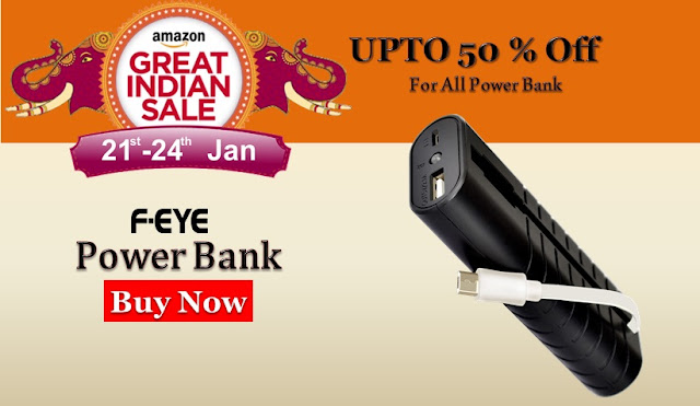 Best Power Bank in India: Best Power bank in India- Amazon