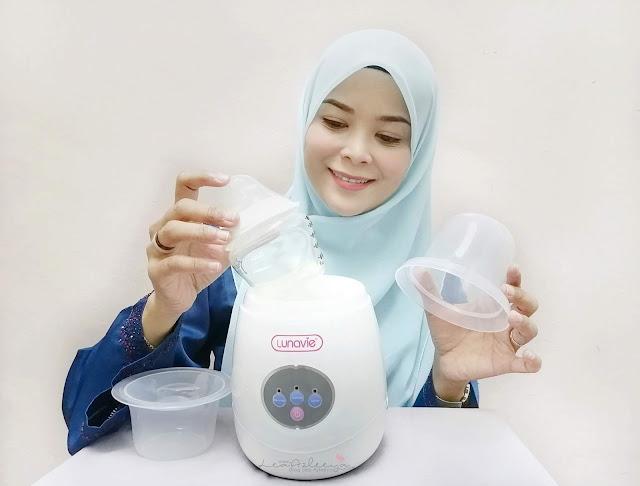 Lunavie Electronic Bottle & Baby Food Warmer