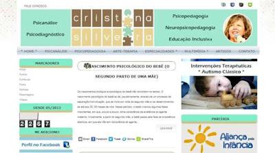Criação de Site para Psicólgos Psiquiatras Psicopedagogos Pedagogos Profissionais Saúde Mental
