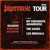Jägermusic Tour en Wurlitzer Ballrom