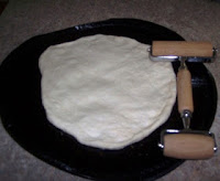 Basic Dough Recipe, Perfect for Homemade Pizza Crust, from Sam's Places