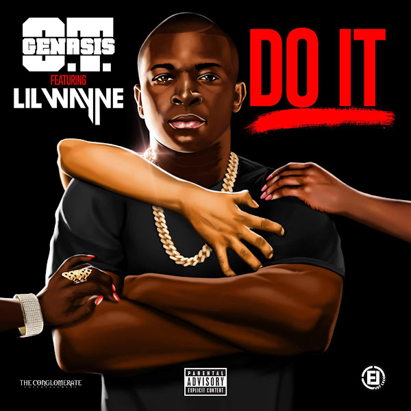 O.T. Genasis - Do It (feat. Lil Wayne) - Single Cover