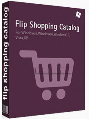 Flip Shopping Catalog 2.4.8.3 poster box cover