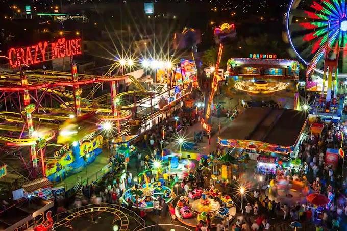 Feria San Isidro Metepec 2020