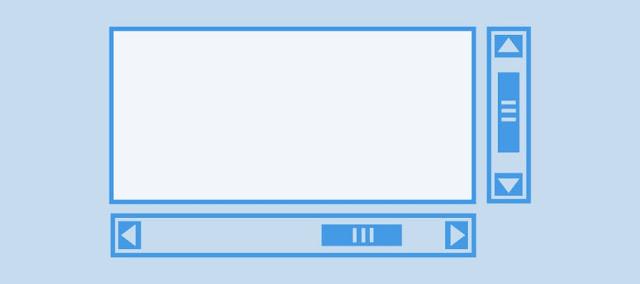 Customize Scrollbar trình duyệt với CSS WebKit