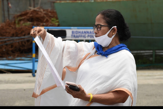 TMC's new poll strategy 'Roti', 'kapda', 'makan'; BJP cries foul