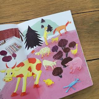 """""""Kater Fläz und das Fenster im Himmel"""" von Petra Jäger ist ein 32seitiges Bilderbuch, Rezension von Kinderbuchblog Familienbücherei"""