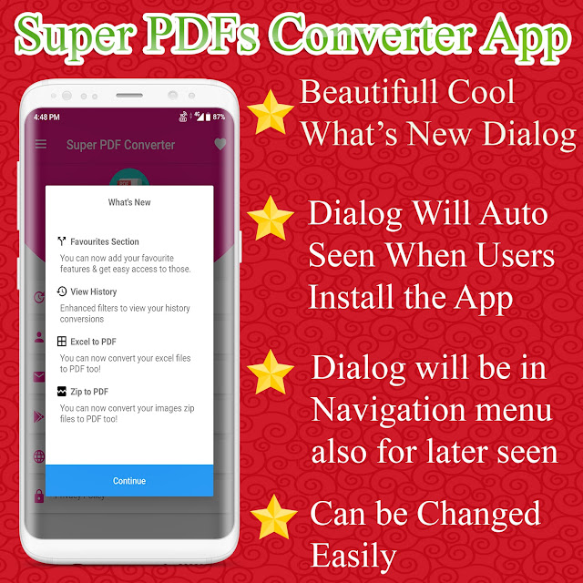 Super PDF Converter Android App - Professional PDF Editor And Creator Ready - 6