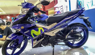 Yamaha MX King Livery Movistar 2016