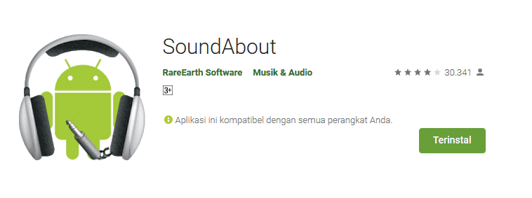 SoundAbout Android
