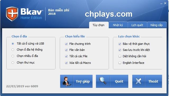 Tải Bkav Home Plus, Pro diệt virus miễn phí về máy tính a