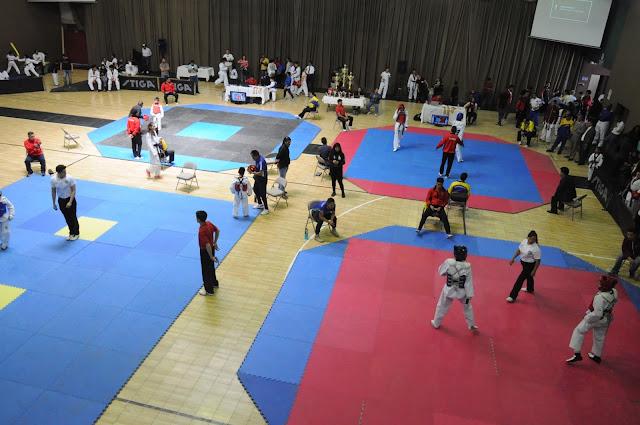 VII Open Internacional de Taekwondo