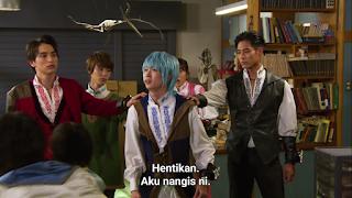 Kishiryu Sentai Ryusoulger - 32 Subtitle Indonesia and English