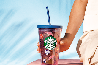 Evelate Your Style this Summer with Starbucks New Designer Collaboration – Starbucks® x Pared Eyewear