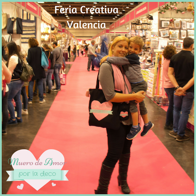 Blog de Decoración: Feria Creativa Valencia 2017-42