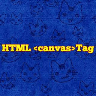 HTML <canvas> tag