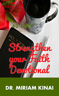 Strengthen your Faith Devotional