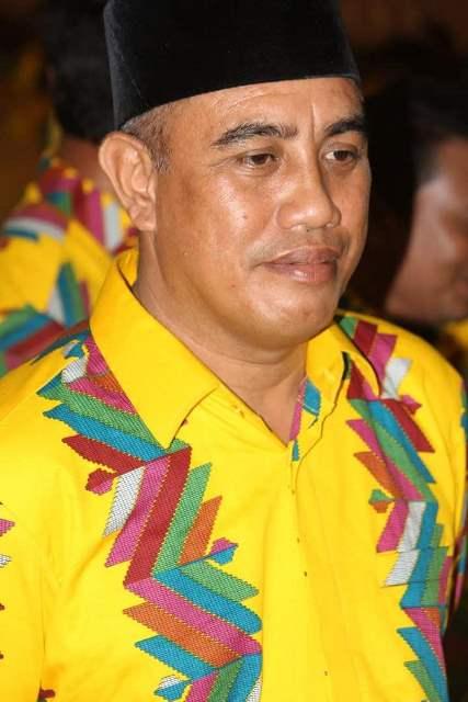 Ketua Tim Pilkada DPD Partai Golkar Kabupaten Bima, M Sidik
