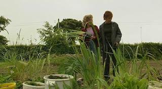 Planting weeds