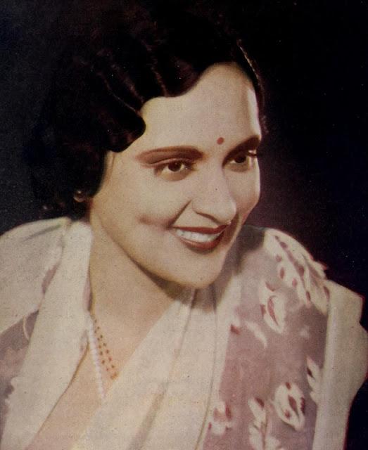 दुर्गा खोटे जीवनी | Durga Khote Biography in Hindi - Biography of Durga in Hindi Jivani