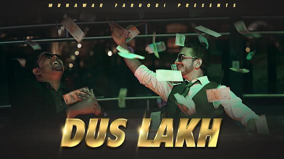 Dus Lakh Song Lyrics   Munawar x Spectra   Prod Shawie   2021 Lyrics Planet