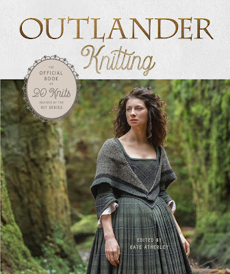 Outlander Knits book cover