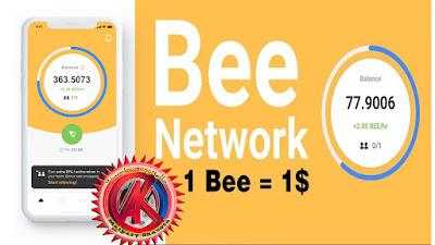 Bee Network Coin (BEE) price له رێگهی ئهم بهرنامهیهوه ببه خاوهنی داهاتێ زۆر