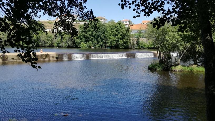 Rio Rabaçal em Miradeses