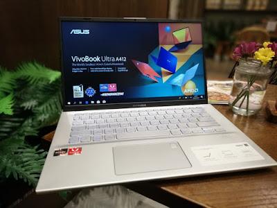 ASUS VivoBook Ultra A412D