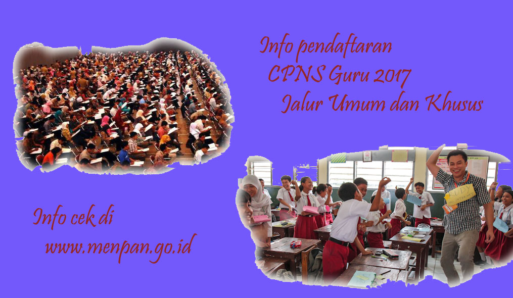 pendaftaran cpns guru 2018