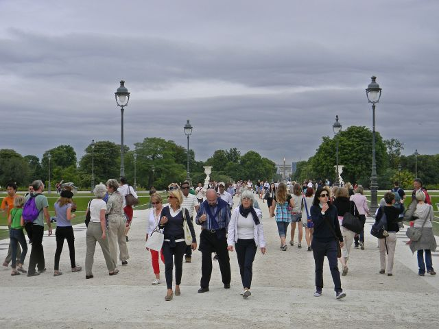 Paryżanie, nasza paryska przygoda, ludzie