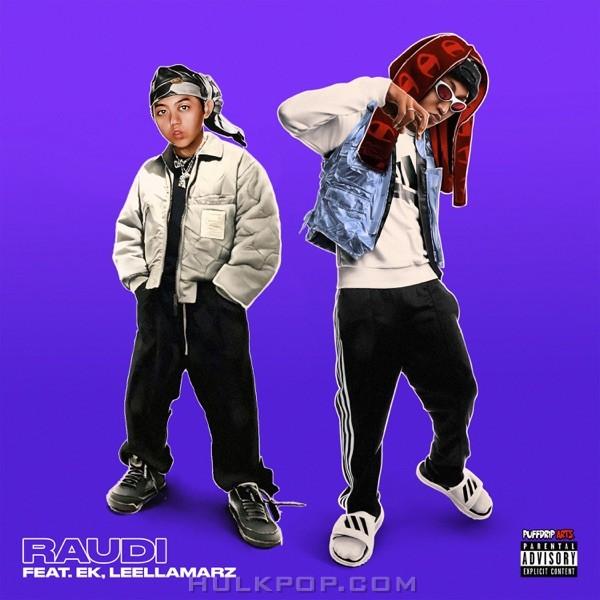 RAUDI – Do Like Me (feat. EK, Leellamarz) – Single