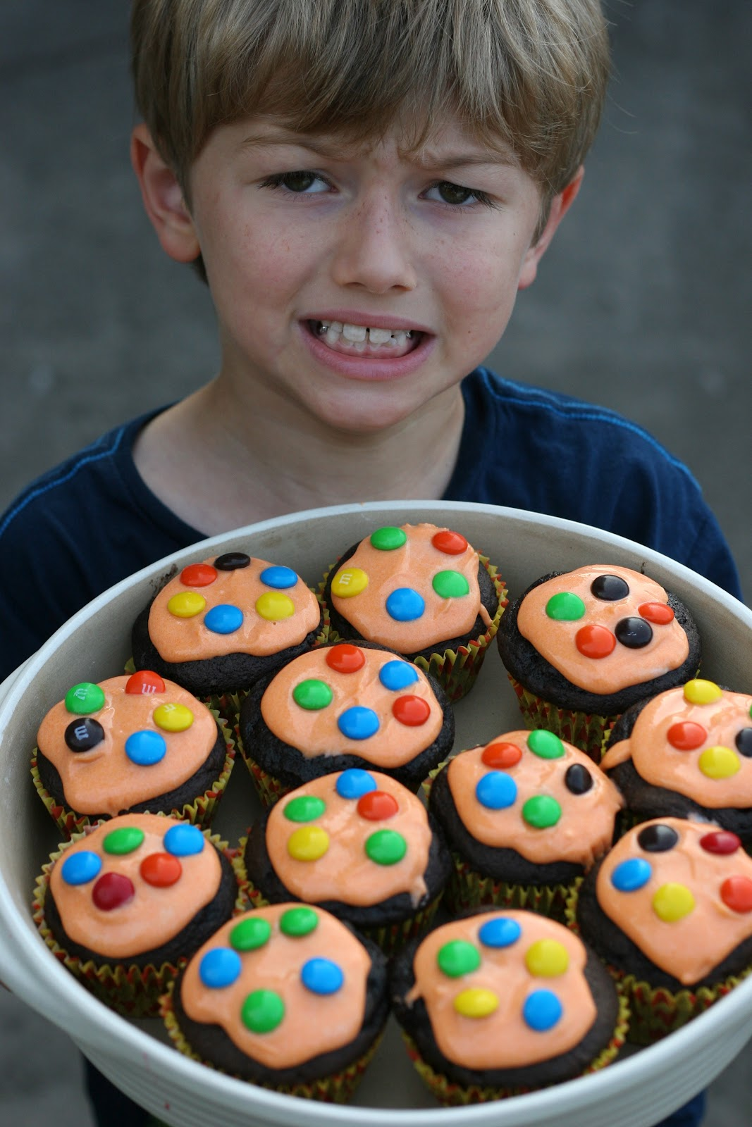 Displaying 19 gt  Images For - Cool Birthday Cupcakes   Cool Cupcakes For Boys