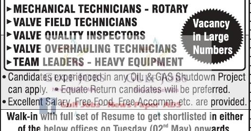 Electrician Jobs: Kuwait Electrician Jobs