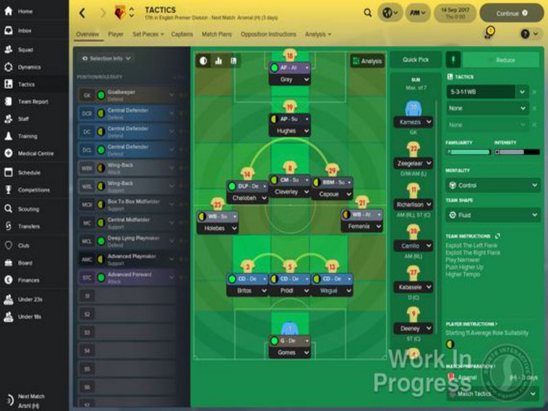 Football Manager 2018 PC Game Free Download