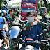 Edukasi Protokol Covid-19 Gencar Dilakukan oleh TNI AD Dilokasi Pasca Bencana