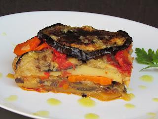 Ghiveci de legume / Baked Vegetables