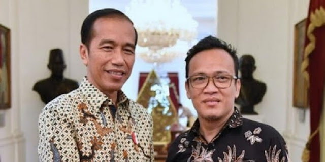 Vaksin Berbayar Batal, Relawan Joman: Pesta Garong Istana Berakhir, Terima Kasih Pak Jokowi