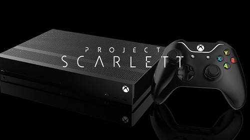 Xbox Project Scarlett Screenshot