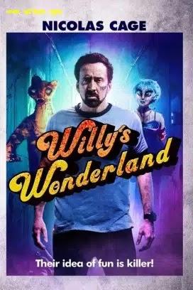 فيلم Willy's Wonderland 2021 مترجم اون لاين