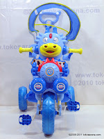 2 Wimcycle Dragon Baby Tricycle