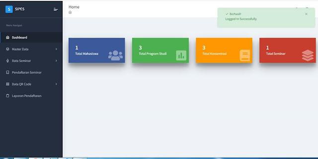 Aplikasi seminar - root93