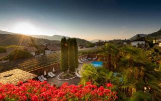4 Sterne Hotel Tisens zwischen Bozen & Meran