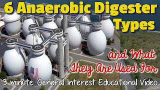 Image shows an introductory image to the article about popular anaerobic digester types.